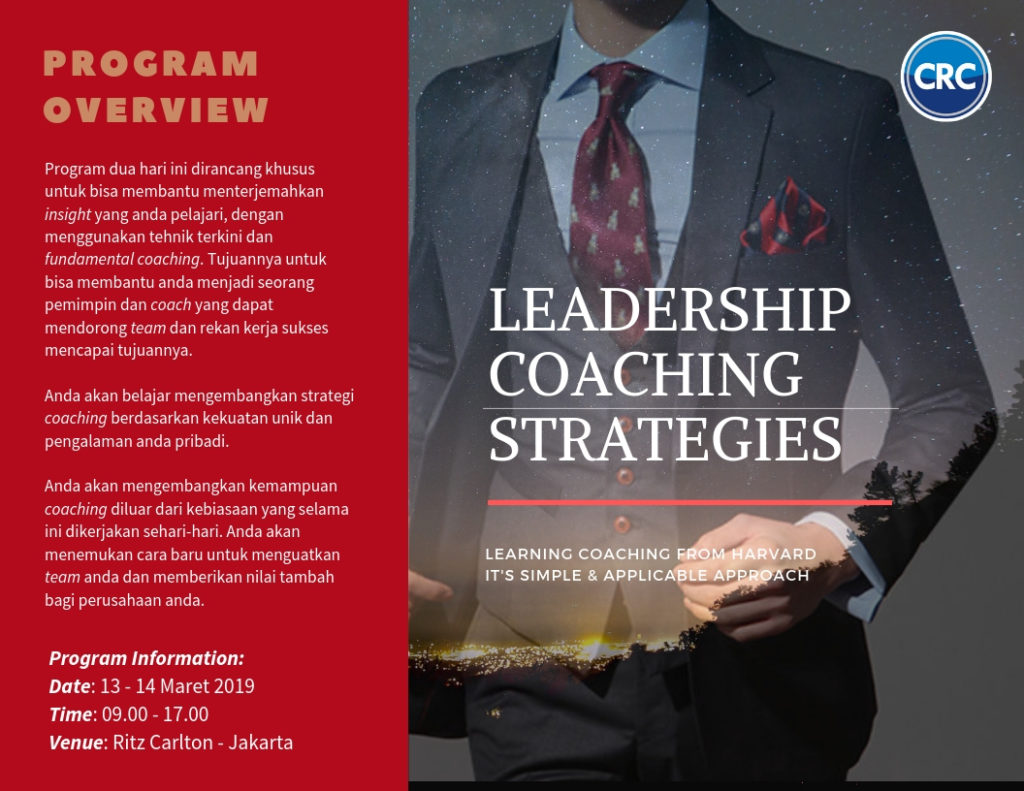 Leadership Coaching Strategies 01
